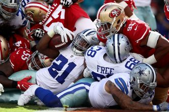 Even at Home, 49ers Let One Slip Away