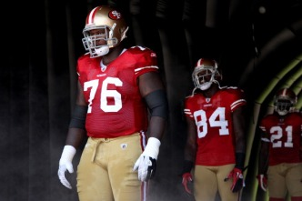 Niners' Line May Get a Boost Without Using a Draft Pick