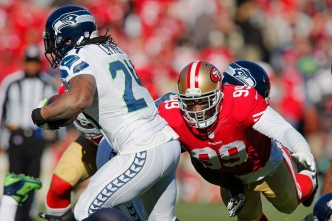 Niners' Aldon Smith Appears Ready for a Rebound