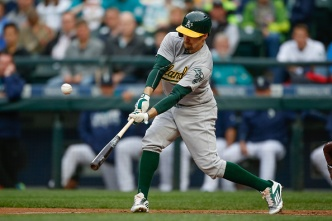 A's Fall to Mariners 6-5 on Walk-Off Homer