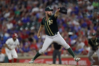 A's Streak Stopped Cold by Beltre's Walk-Off Homer