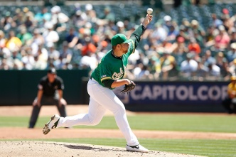 A's Unable to Complete Sweep of Astros, Streak Snapped