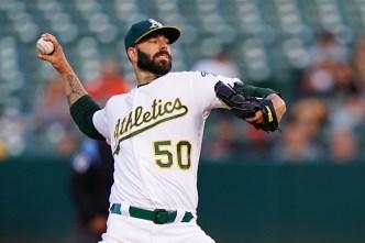 Fiers, A's Edge Slumping Orioles in Series Opener