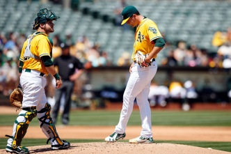 A's Fall to Orioles, Unable to Complete Four-Game Sweep