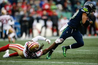 Niners Allow Seahawks a Quick Start in Another Loss