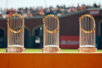 Bay Area Revelations: Champions of Baseball