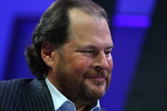 Salesforce's Marc Benioff to Give $1M to March For Our Lives