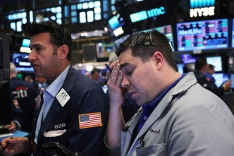 Dow Closes Down Over 600 Points on Shock UK Vote