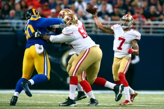 Market for Kaepernick May Not be As Big as Believed