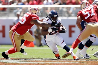 All Signs Point to 49ers Parting with Ahmad Brooks