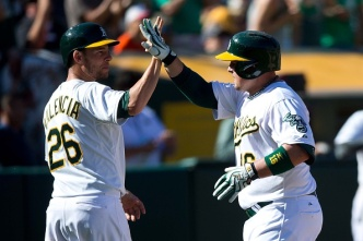 A's Ready to Move On After Butler-Valencia Clubhouse Fight