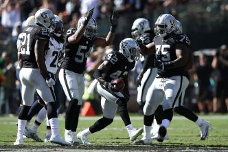 Joseph Set to Return at Safety for Raiders vs. Texans