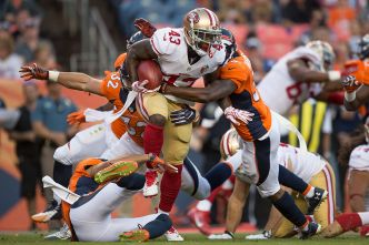 Niners' Cornerback Davis Has Made Most of His Opportunity