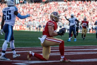 Garoppolo and Gould Deliver a Comeback Victory