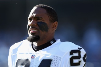 Raiders' Woodson to Retire at End of Season