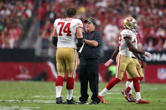 Will Sunday be Kelly's Last Game as 49ers Head Coach?
