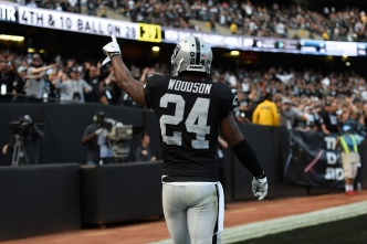 Woodson's Retirement Will Create Huge Void on Raiders