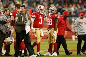 No Matter What, 49ers Like What They've Seen of Beathard