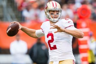 Niners Offense Could Be Historically Bad