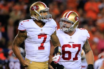 Niners' Kilgore Taking His Time to be Ready