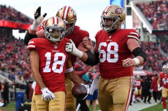 Special Opportunity for 49ers' Pettis