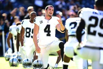 Lately, Raiders Have Been Stuck in the Red-Zone Blues