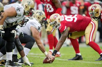 Niners' Buckner is Finishing Strong in Rookie Year