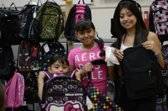 Pack-A-Back Gives Away School Supplies to Silicon Valley Families