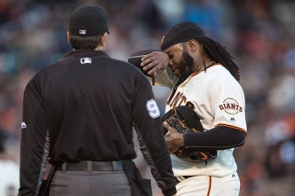Giants Lack Clutch Hit in Loss to Nationals