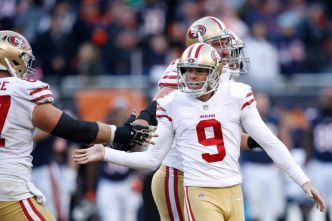 Niners' Lynch Says He Wants to Keep Gould