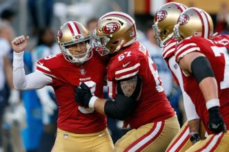 Niners Go Into 2018 With Solid Specialists