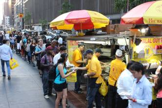 Halal Guys Opening San Francisco Location