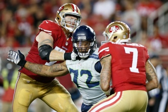 Niners Have Become Seahawks' Punching Bag
