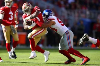 Hyde's Big Day Helped 49ers Break Losing Streak