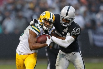 Amerson Selected as NFL's Most Improved Player