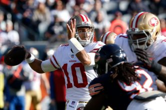 No Surprise: Shanahan Sticking With Garoppolo