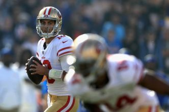Shanahan Not Piling High Expectations on Garoppolo