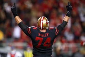 Joe Staley Still Has One Major Goal With the 49ers