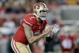 "Niners Get a Chance to See ""New"" Kaepernick"