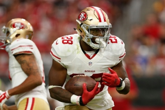 Slimmer Hyde Hopes to be Nice Fit for Kelly's Offense