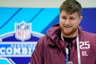 Raiders Trade Down, Then Select UCLA Offensive Tackle