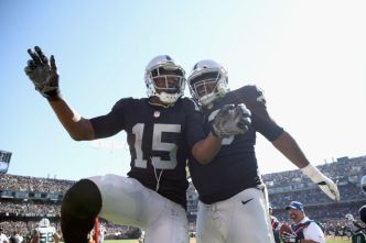 Raiders' Crabtree Showing He's as Good (or Better) Than Ever