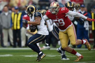 O'Neil Says 49ers Defense Will Be Relentless and Energetic