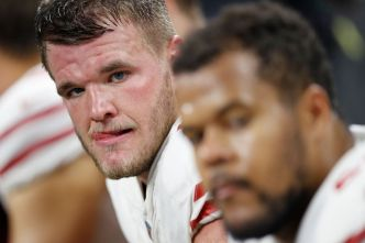 Niners' McGlinchey Working to Build off Rookie Season