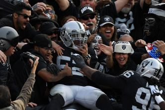 Mack Has Taken a Great Leap Forward for Raiders