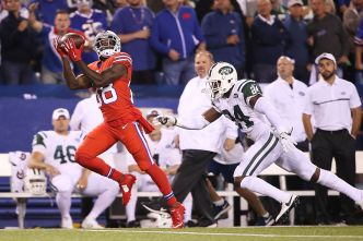 Niners Hope to Tap Into Goodwin's Rare Speed