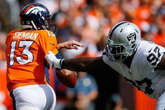A Healthy Edwards is Helping Raiders Run Defense
