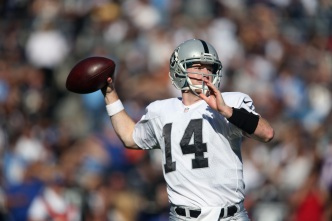 It Appears McGloin Will Get a Shot at Backup QB Job
