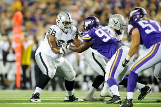 Raiders' Jackson Could be Destined for Pro Bowl