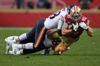 Niners Can't Snag Opportunity for Victory over Bears